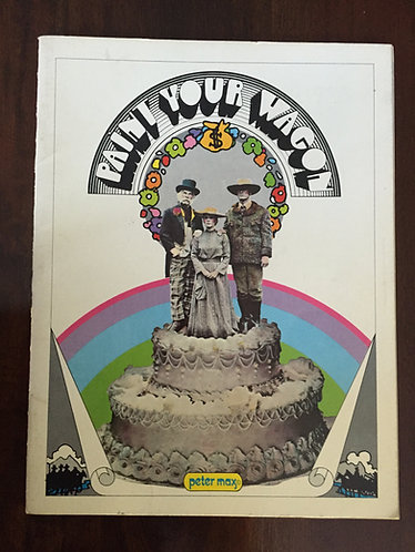 PETER MAX Paint Your Wagon Program