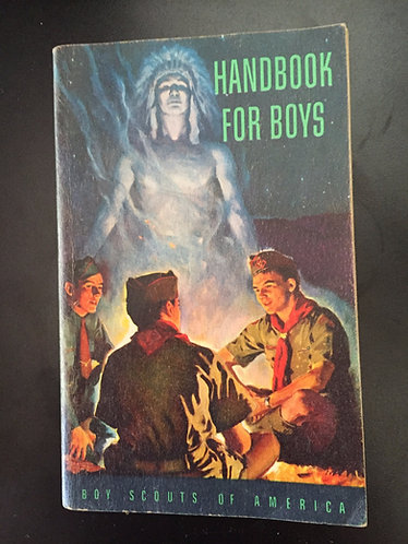 Boy Scouts 1948 Handbook for Boys