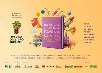 Angélica Rizzi é a patrona da 9ª Feira do Livro Infantil nos Parques de Porto Alegre