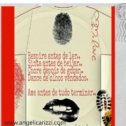 Poesia visual by A.Rizzi - P/ Camisetas ou Canecas
