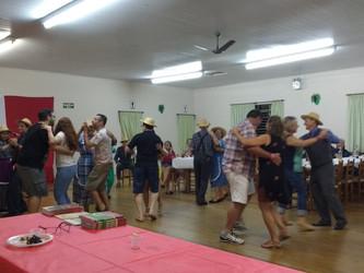 Angélica Rizzi participa da Festa da Cuccagna em Bento Gonçalves
