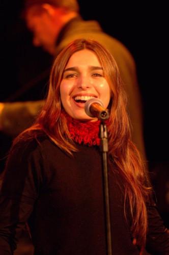 Cantora gaúcha Angélica Rizzi se apresenta pela primeira vez em Belo Horizonte