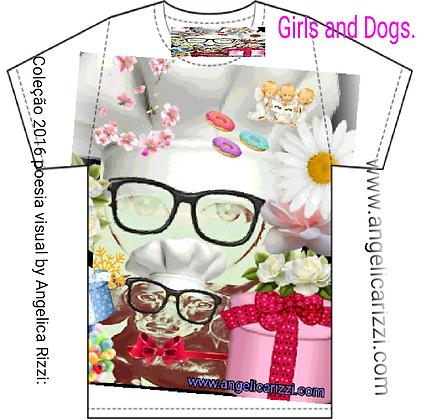 Coleção 2016 - Girls & Dogs XX
