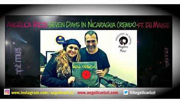 Angélica Rizzi divulga faixa que vai estar no seu novo CD - 'Seven Days in Nicaragua' de Ang