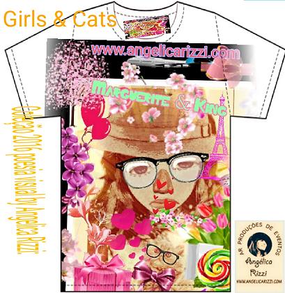 Coleção 2016 - Girls & Cats VII