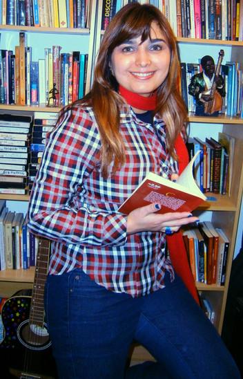Angélica Rizzi lança livro na 10ª Feira do Livro Infantil