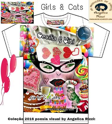 Coleção 2016 - Girls & Cats I