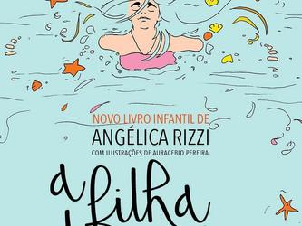 Angélica Rizzi participa da 38ª Feira do Livro de Alegrete