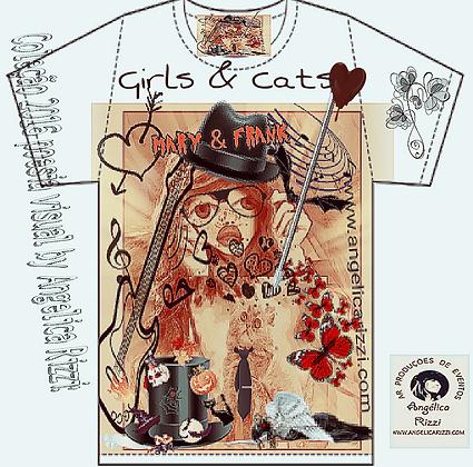 Coleção 2016 - Girls & Cats IV