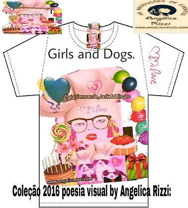 Coleção 2016 - Girls & Dogs XIV