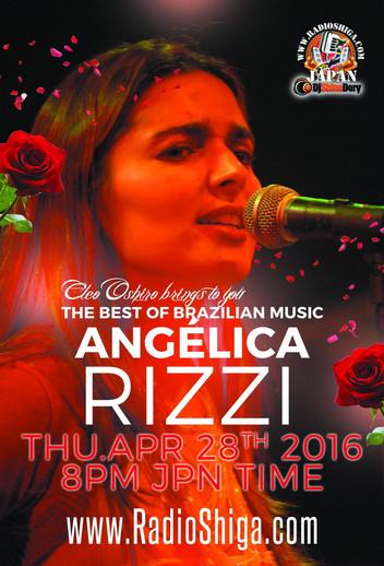 Special Program Angélica Rizzi 2016 04 28 - Mixcloud