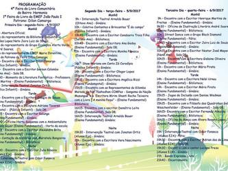 Angélica Rizzi participa da 4ª Feira do Livro do Harmonia nesta terça 5 de setembro