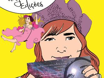 Angélica Rizzi participa da II Feira do Livro da E.M.E.F Jardim Outeiral