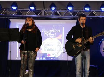 Angélica Rizzi participa do Musical Évora