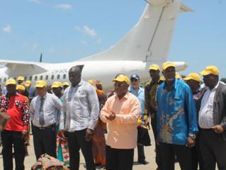 Aeródromo de Mocímboa da Praia reaberta ao tráfego internacional