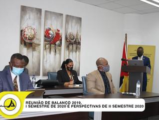 Aeroportos de Moçambique, E.P. faz balanço das actividades de 2019 e Perspectivas para segundo semes