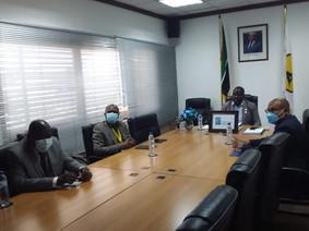 PCA da ADM, E.P. dirige 30ªAssembleia Geral da ACI-África