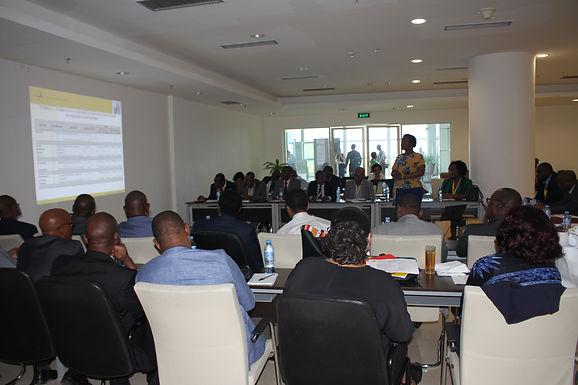 ADM, E.P. realiza Conselho Alargado aos Assessores, Directores e Chefes de Gabinete
