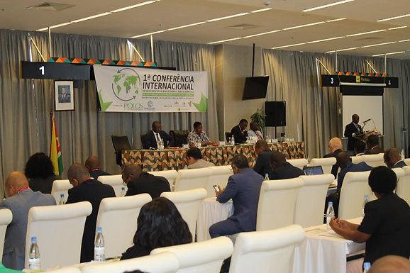 Primeira Conferencia Internacional de Investimento da Zona Económica Especial de Nacala