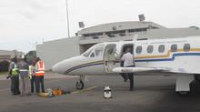 Voo de calibração realizado com sucesso no Aeroporto Internacional de Maputo