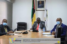Aeroportos de Moçambique, E.P. celebra 40 anos da sua Existência