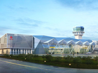 PR lança primeira pedra para construção de aeroporto de Xai-Xai