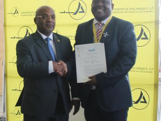 Aeroporto Internacional de Maputo certificado para receber voos de todo o mundo