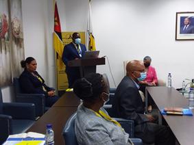 Aeroportos de Moçambique, E.P. faz balanço das actividades de 2020 e Perspectivas para 2021