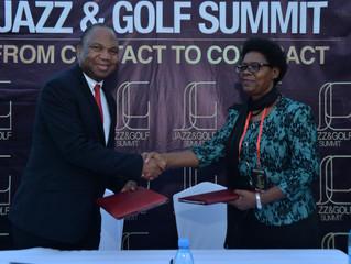 Assinatura do Memorando de Entendimento entre INATUR e a Empresa Aeroportos de Moçambique (ADM, E.P.