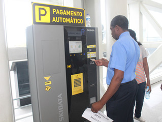 Introdução do Sistema Automatizado no parque auto do Aeroporto Internacional de Maputo