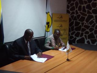 Universidade Eduardo Mondlane (UEM) e a Empresa Aeroportos de Moçambique (ADM, E.P.) celebram acordo