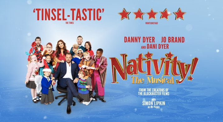 NATIVITY! 2018 UK TOUR