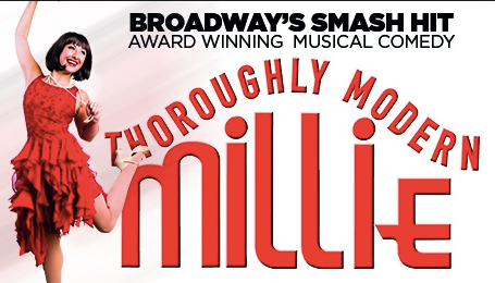 Thoroughly modern millie UK TOUR 2017