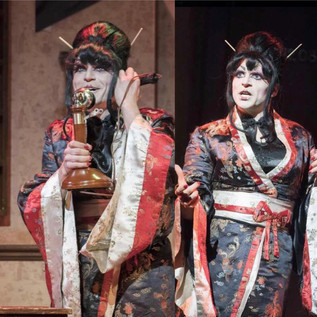 Theatre - by Rebecca Grace