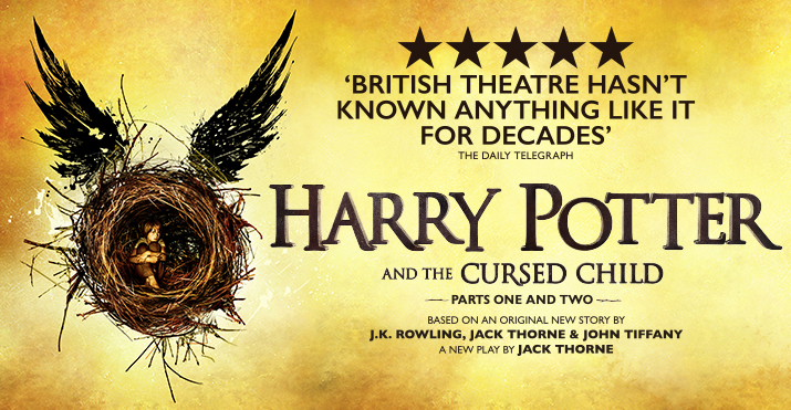 Harry Potter and the cursed child 2018