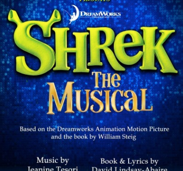 Shrek the musical 2019