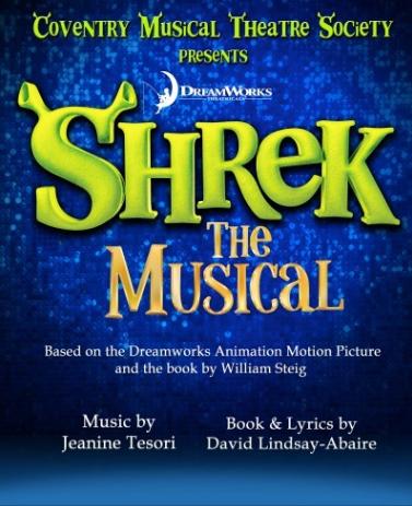 Shrek the musical 2019