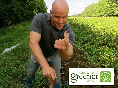 Growing a Greener World