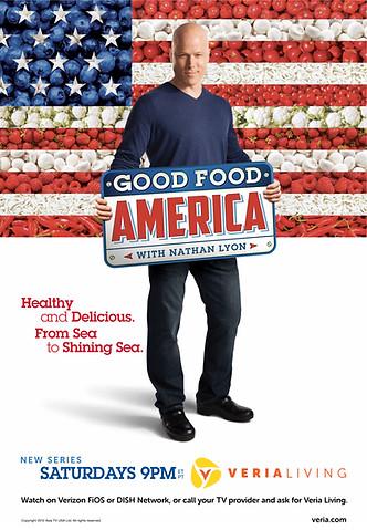 Good Food America with Nathan Lyon