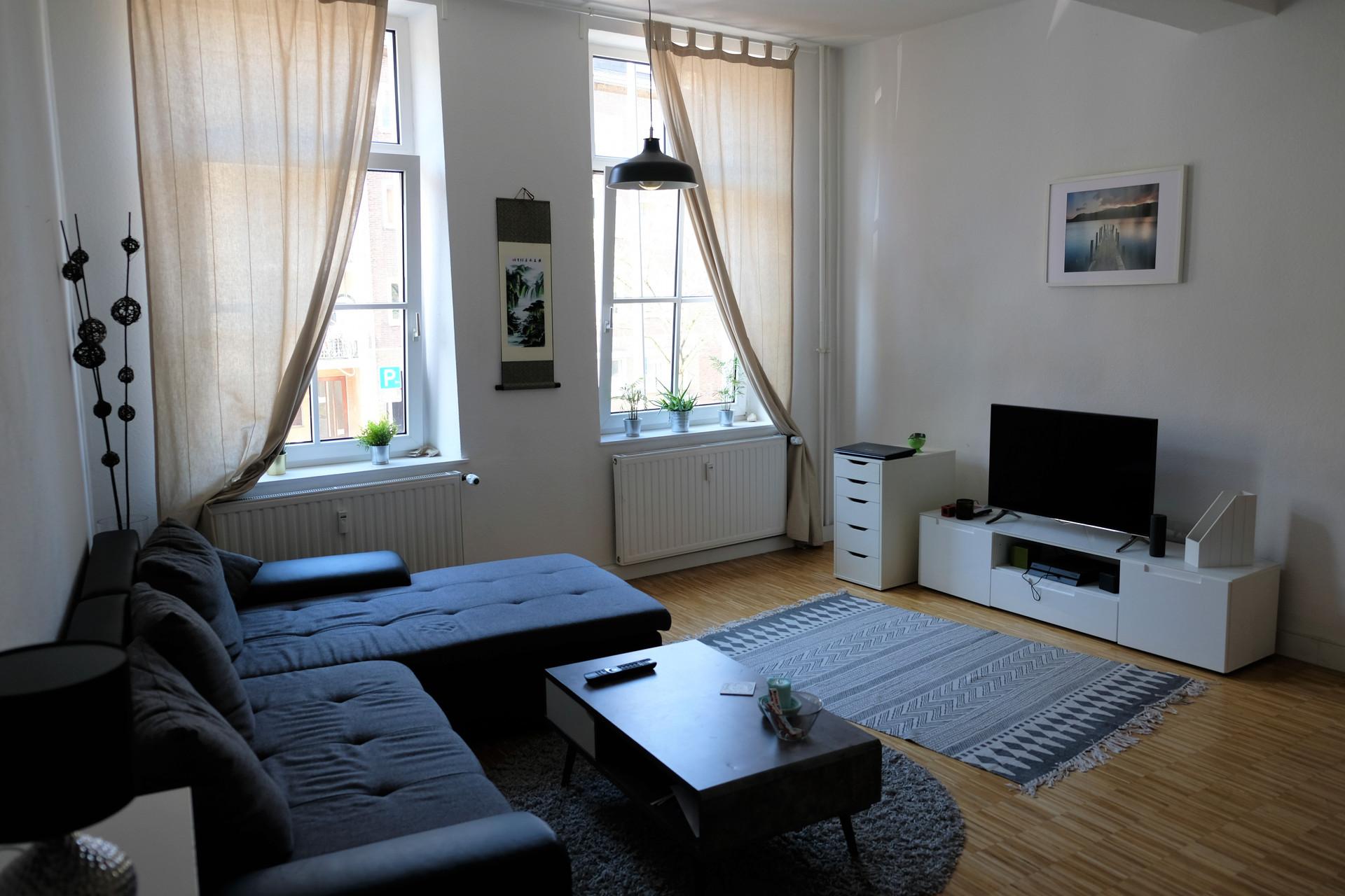 Freundliche & lichtdurchflutete 2-Zimmer-Wohnung I Aachen-Zentrum