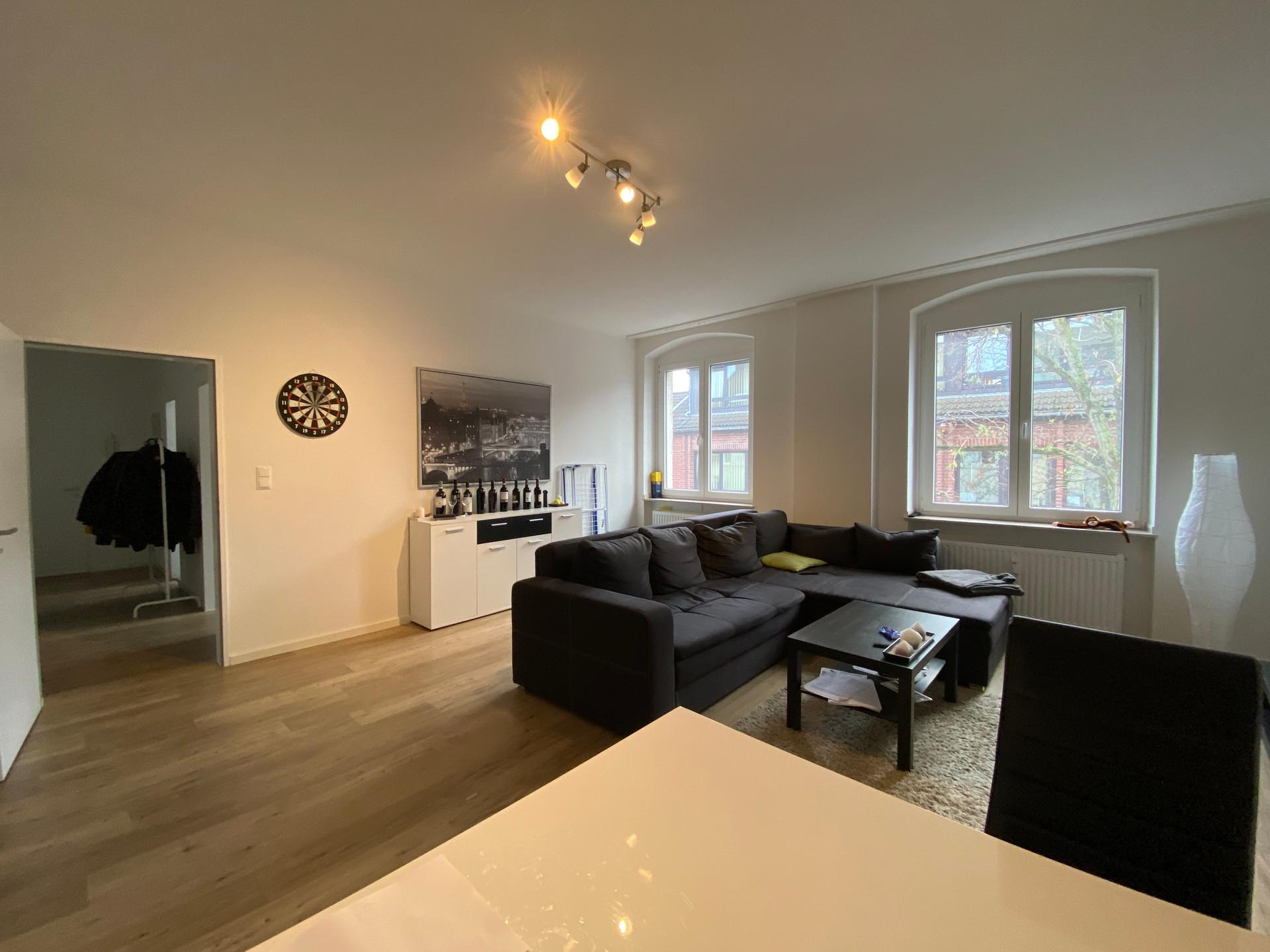 Großzügige & moderne 3-Zimmer-Wohnung inkl. Balkon in zentraler Innenstadtlage I Aachen-Zentrum