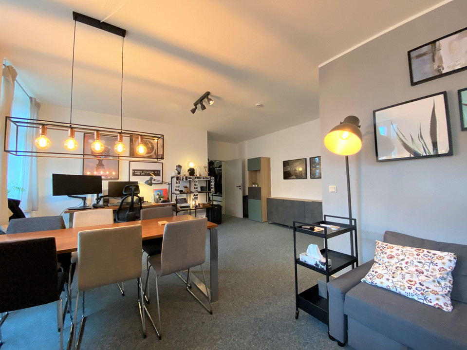 Großzügige 2-Zimmer-Wohnung in zentraler Innenstadtlage I Aachen-Zentrum