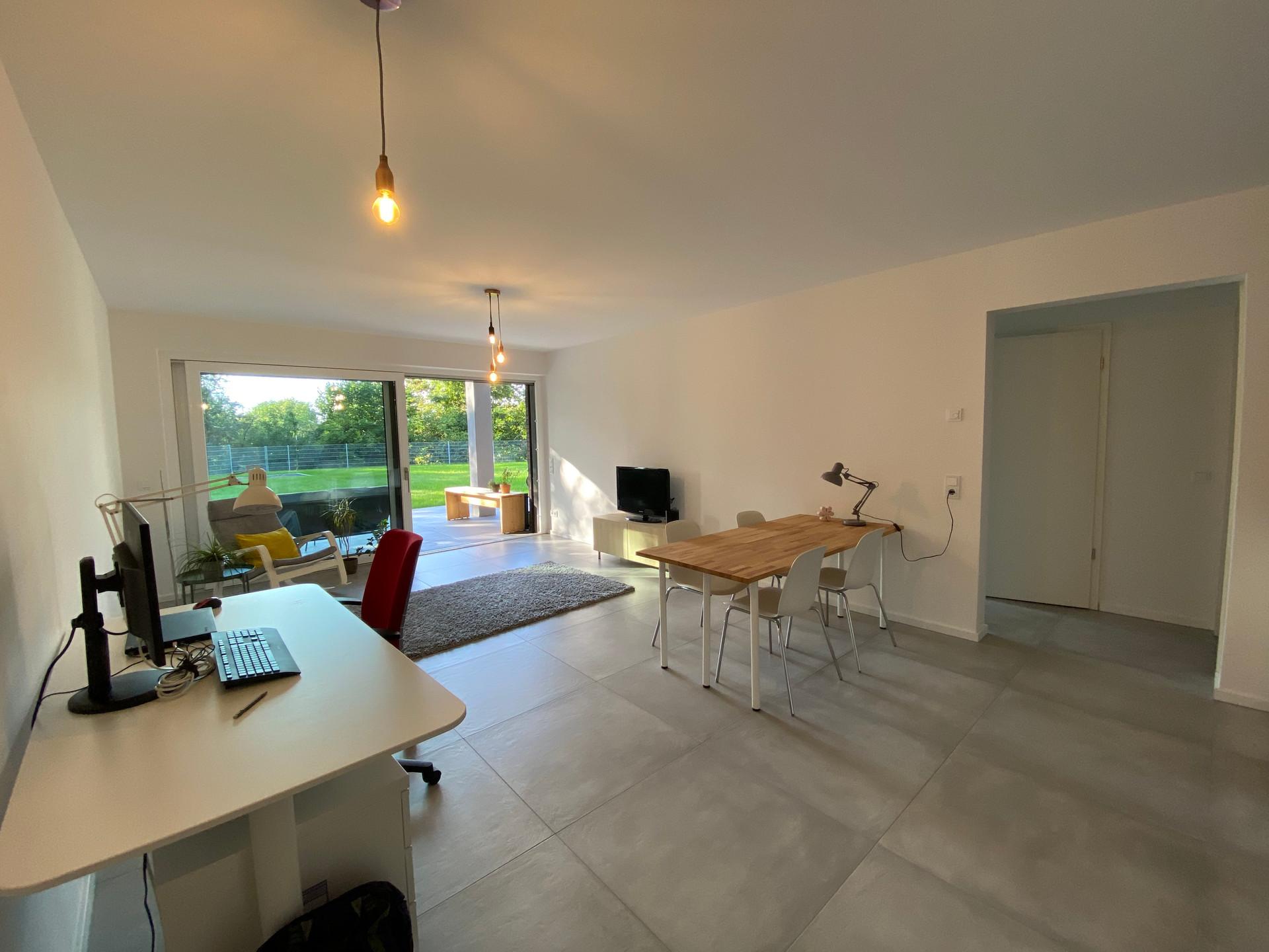 Hochwertige 3-Zimmer-Terrassenwohnung in Neubaukomplex mit Blick ins Grüne I Aachen-Lousberg