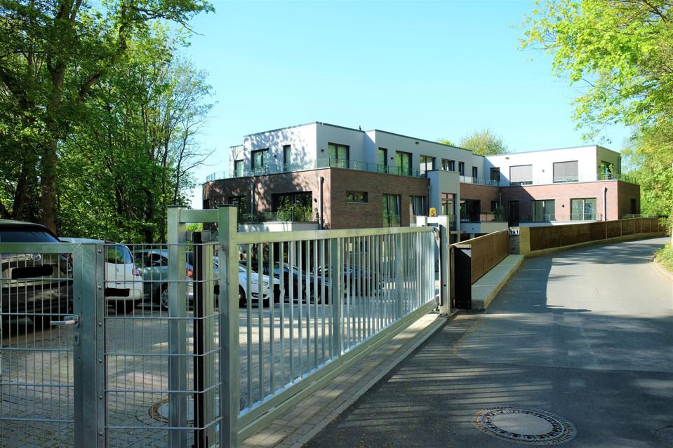Neubaukomplex: Vermietung von 18 hochwertigen Wohnungen I Aachen-Lousberg