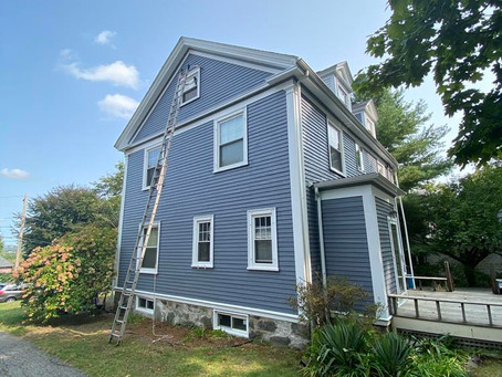 Historical Home Lead Safe Painting, Carpentry, & Molding in Newton, MA