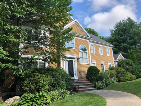 Home Exterior Painting & Carpentry Work in Natick, MA
