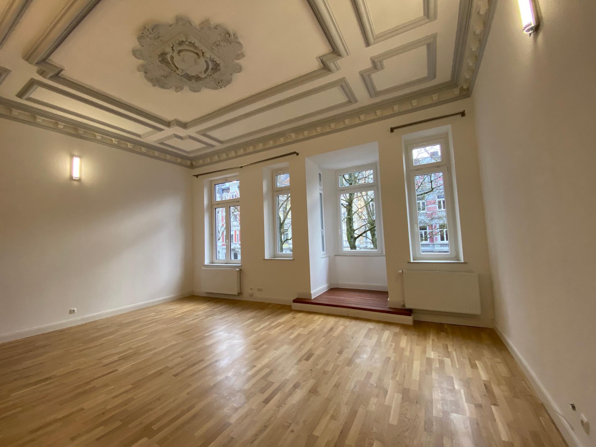 Großzügige 2-Zimmer-Wohnung inkl. Balkon im Frankenberger Viertel I Aachen-Zentrum