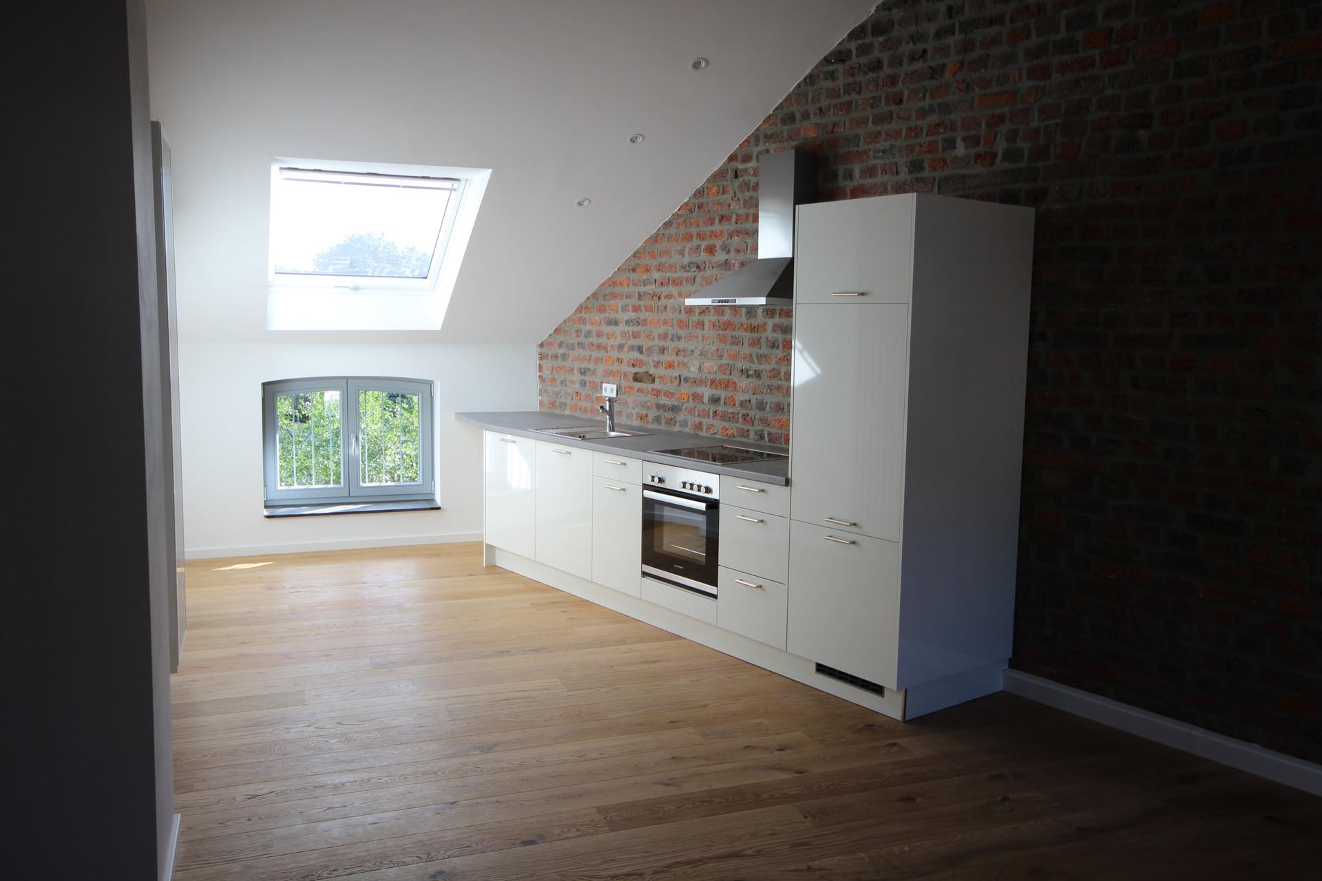 Exklusive 2-Zimmer-Dachgeschosswohnung I Aachen-Lousberg