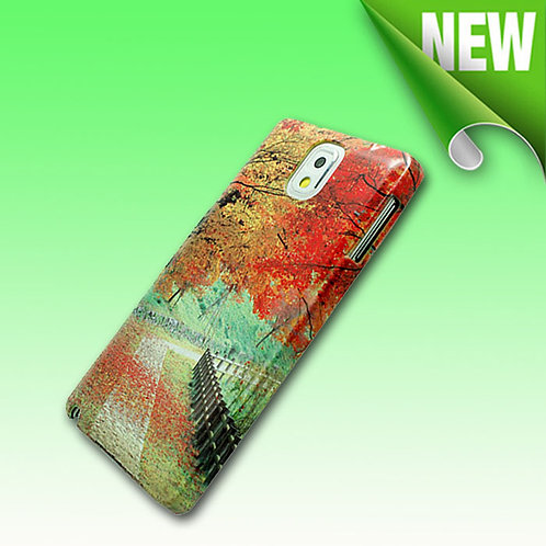 Samsung Galaxy Note 3 blank phone cover for 3d sublimation vacuum heating transf