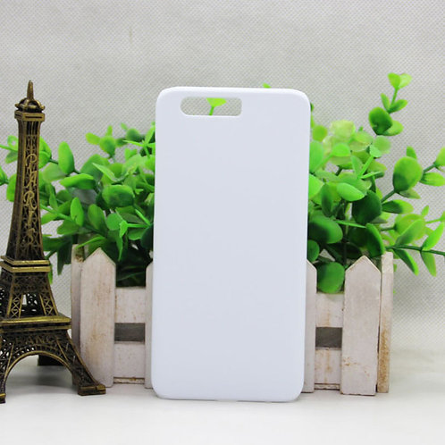 Huawei honor 9 blank pc white phone cover for 3d sublimation transfer photo